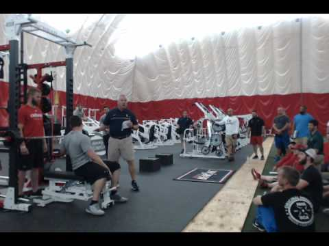 Allan Johnson - Director of Football Strength & Conditioning - East Tennessee State University