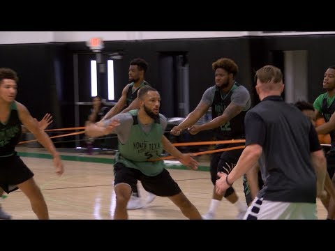 Mean Green DNA: Basketball Strength and Conditioning