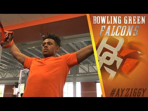 Bowling Green Men's Basketball Workout