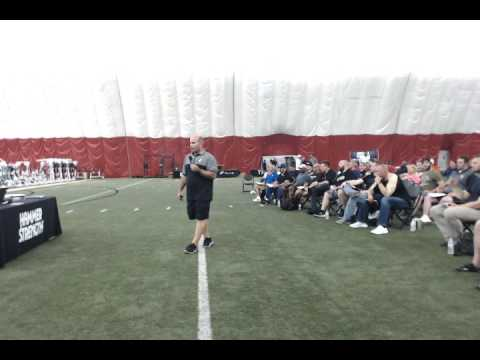 Dr. Ted Lambrinides, Sports Science Consultant, NFL Player Tracking Program