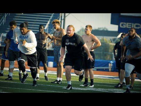 UB Bulls 2017 Football Strength and Conditioning Update