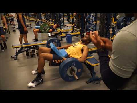 Bear Insider Video: Cal S&C Coach Jordan Jackson plus hoops workouts