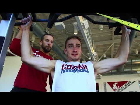 Washington State Men's Basketball Strength & Conditioning