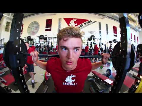 Washington State Baseball Strength & Conditioning