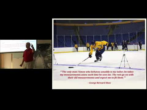 Flash Back Friday- 2017, Doug McKenney, Hockey Measurement and Analysis