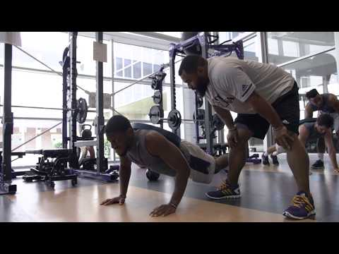 ECU Pirates Develop Speed and Strength with Coach Connors