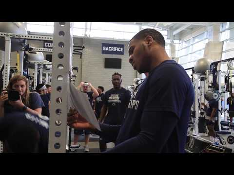 Behind the Scenes: Penn State Football Strength and Conditioning