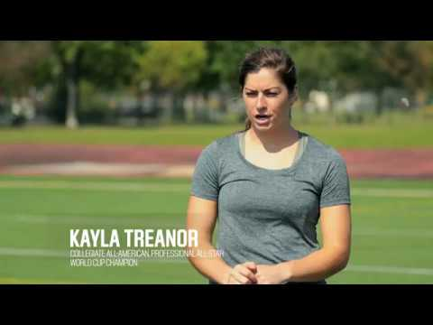 Lacrosse Footwork and Conditioning Drill Inside the 8-Meter with Kayla Treanor