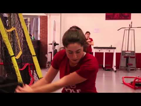 Washington State Univ Women's Golf Strength & Conditioning