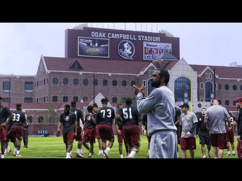 FSU Football: The Chase Episode 3: David Kelly