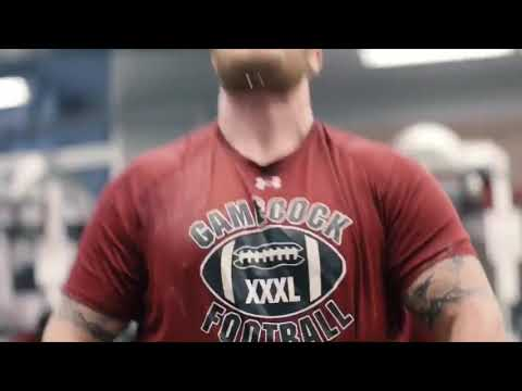 It's Friday - Hit the Weightroom! | South Carolina Gamecocks Football Weightlifting