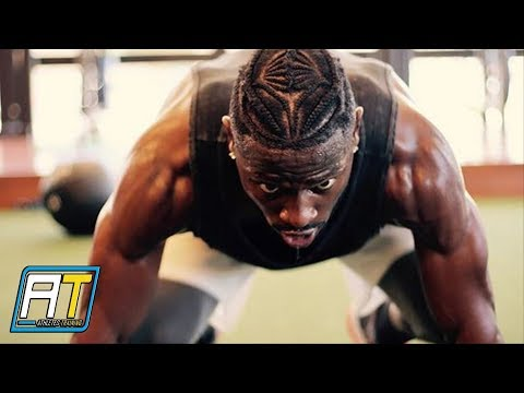 Antonio Brown Strength & Conditioning Training