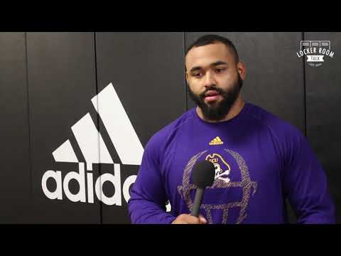 ECU Assistant Strength and Conditioning Trainer Talks About the Weight Room