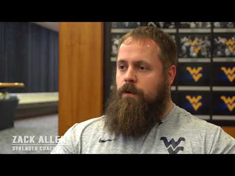 Climbing the Mountain: West Virginia Univ Strength & Conditioning