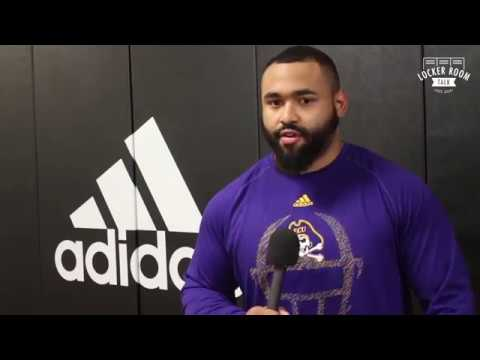 ECU Strength and Conditioning Coach on Toughness