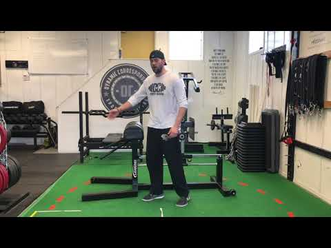 Coaches Corner #8-Jeff Moyer, DC Sports Training-Progressions and Trouble Shooting The GHR