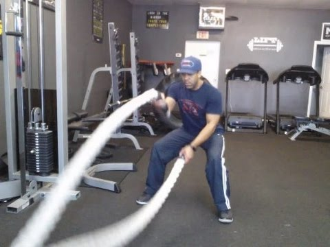 Battle Ropes Faves