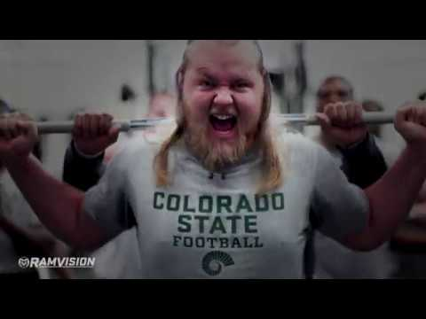 Colorado State Football: Spring Workout