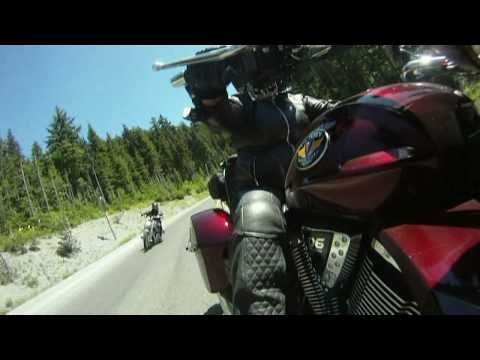 Victory Motorcycles: True American Road Trip