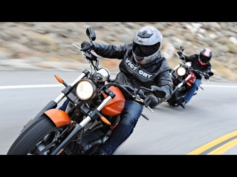 Victory Motorcycles:  The Victory Judge