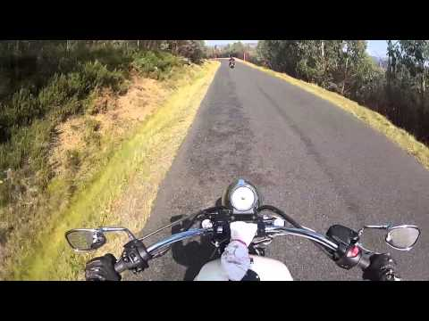 Snowy Mountains Ride April 2013