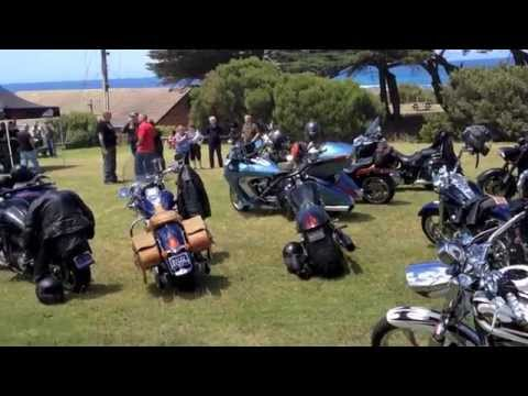 ''Victory Indian Motorcycles'' Melbourne Victoria Australia Xmas Social Ride Event 14 12 2014