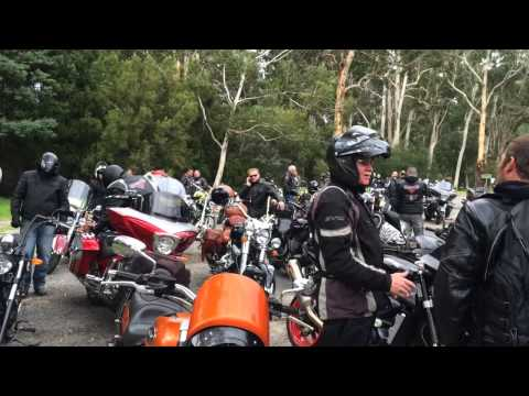 Melbourne Victory/Indian ride 2nd May 2015