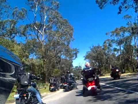 Melbourne Victory Owners Ride 4th October 2014