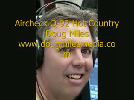 Doug Miles DJ Demo Hot Country