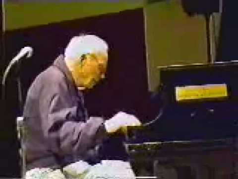 Jazz Piano Player Hank McDermott Tribute by Doug Miles