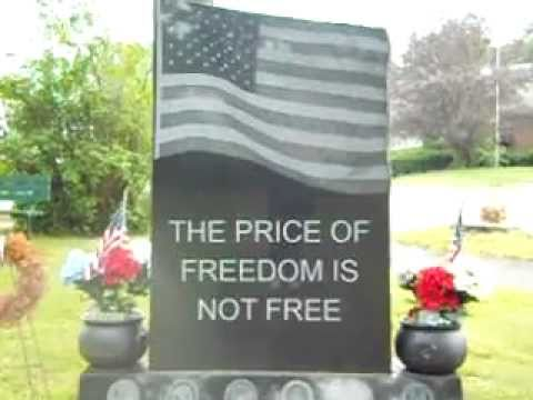 The Price Of Freedom Is Not Free