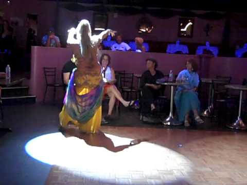 Bethsheba dances at house of Prime Pt Charlotte