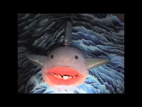 """Our first Crazy Chins character... """"SHARK!"""""""
