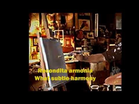Recondita Armonia - Live in Concert with Joseph Spinella