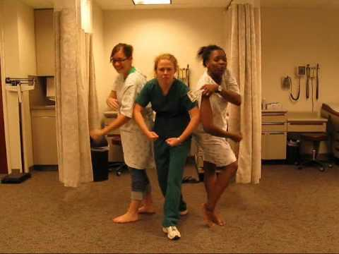 Wherever We Go: Nursing School Style