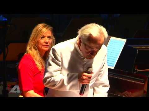 Musica e Poesia da Capitania de Wanmar Geraldo Vandré / Beatriz Maunic  e Alquimides Daera / orquestra e coral sinfõnico
