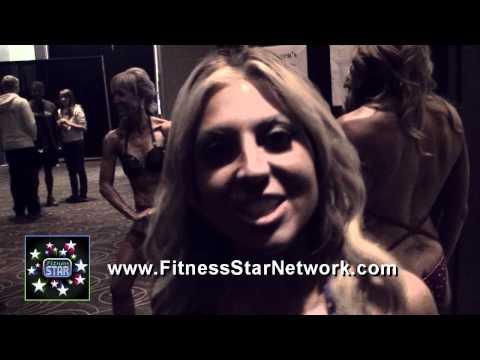 Fitness Star Model Search World Championship 2010 - BTS