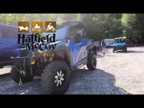 Hatfield McCoy Trails  June 2018