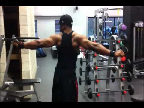 Ray Fitness Model Traning video