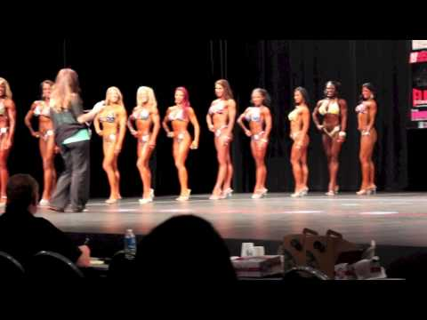 Sasha Brown IFBB Houston Pro Debut 2012/ Саша Браун Дебют.mov