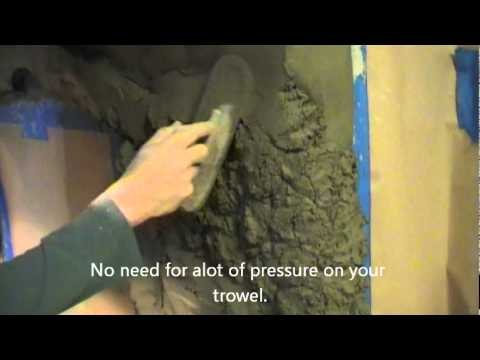 Kirtbag Vertical Concrete Carving mix application video.wmv