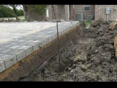 Concrete Retaining wall contractor   Dallas, TX