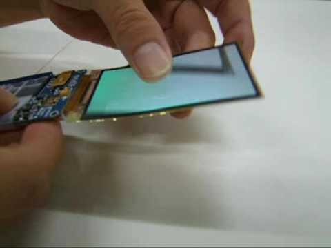 SAMSUNG Flexible AM OLED