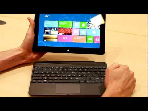 ASUS Windows RT Tablet 600 - World's first Windows RT consumer device