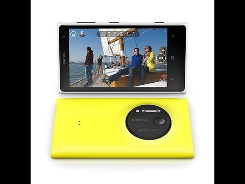 Review do Nokia Lumia 1020 com Windows Phone em PT-BR