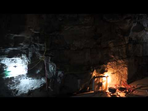 Mine shaft project.