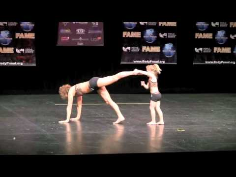 Jacy & Jacque at the 2011 FAME West