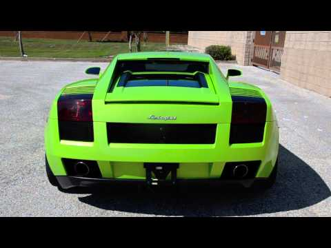 INSANE Lamborghini Gallardo Revving - Heffner Performance Exhaust