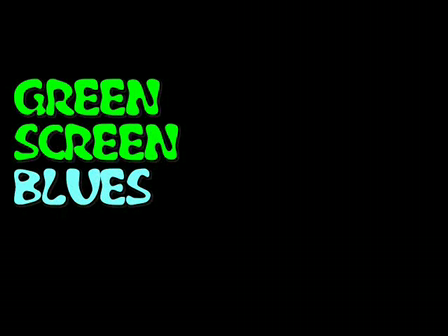 Green Screen Blues : Box Set
