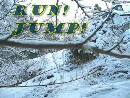 Run! Jump!